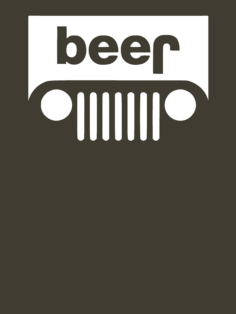 Beer Jeep | Unisex T-Shirt