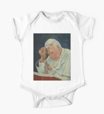 The People's Pope One Piece - Short Sleeve
