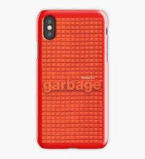 Garbage 2.0 iPhone Case/Skin
