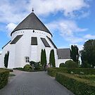 Østerlars Church by Aase