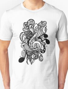 Let the Music Play Unisex T-Shirt