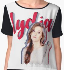 Teen Wolf - Lydia Women's Chiffon Top