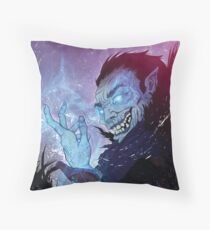 Icewind Dale  Throw Pillow