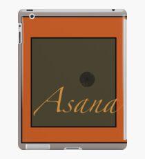 Asana iPad Case/Skin