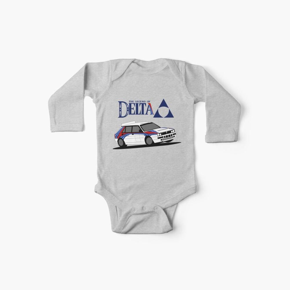 Legende Delta Baby Bodys