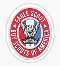 Eagle Scout Sticker