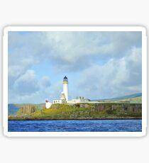 Pladda Isle Lighthouse Scotland Sticker