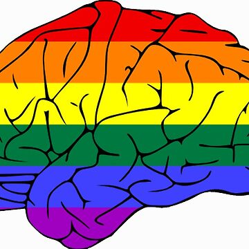 Gay Brain by lovemale