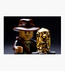 Indy and the Chachapoyan Fertility Idol Photographic Print