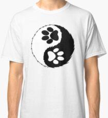 furry yin yang Classic T-Shirt