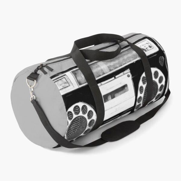An Old Radio is a new Creation Duffle Bag
