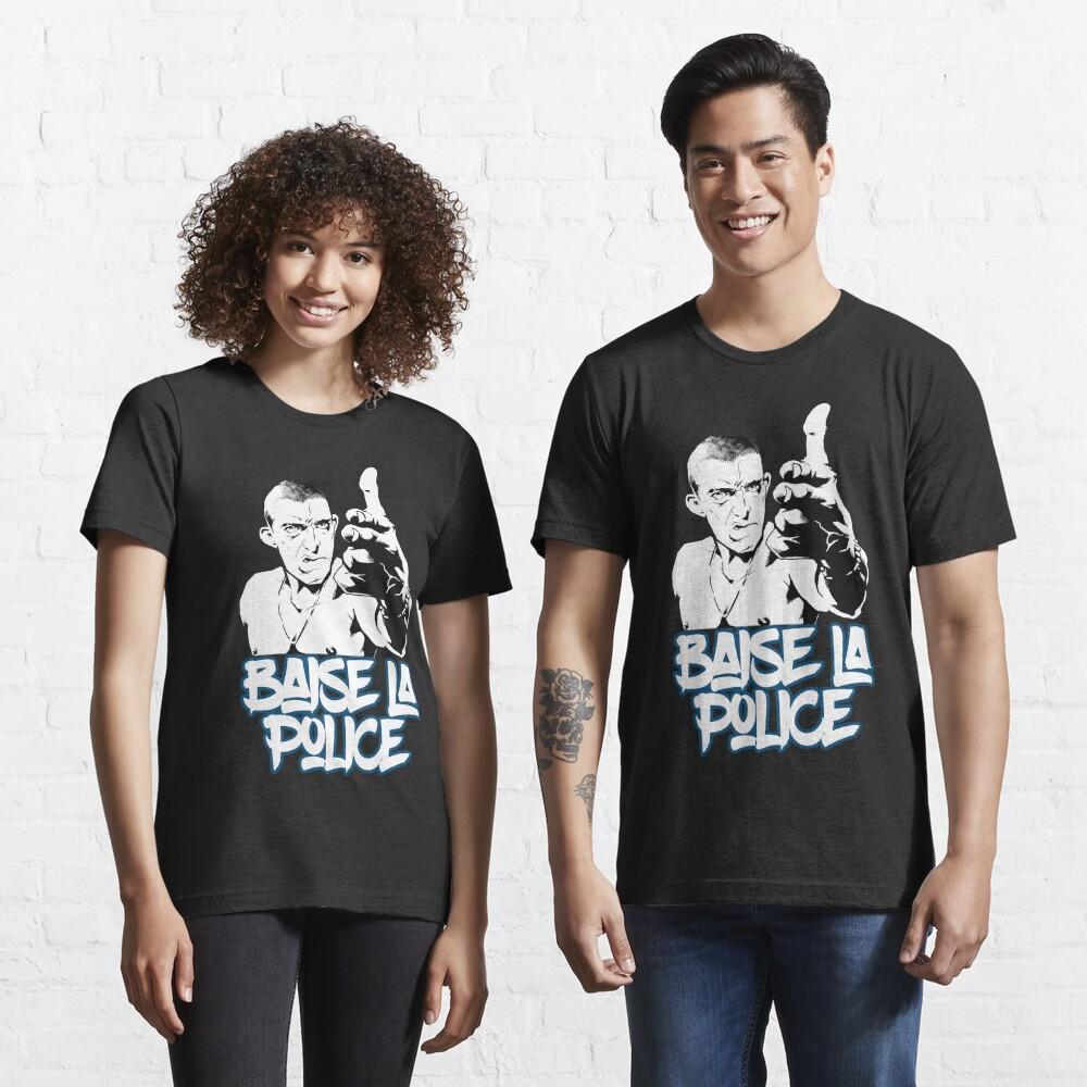 la haine the hate anti police acab movies film france french paris hip hop Essential T-Shirt