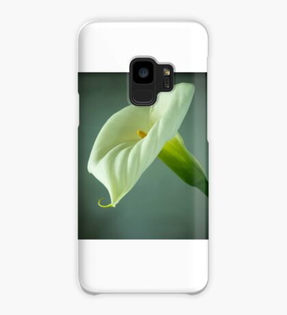 Arum Lily - From the Heart Case/Skin for Samsung Galaxy