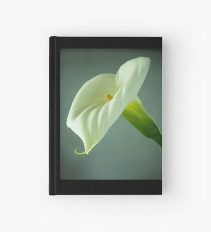 Arum Lily - From the Heart Hardcover Journal