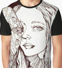 Peaking  Graphic T-Shirt