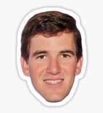 Eli Manning Sticker