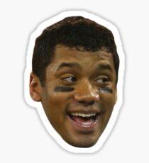 Russell Wilson Sticker