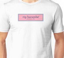 RIP Harambe Vineyard Vines Unisex T-Shirt
