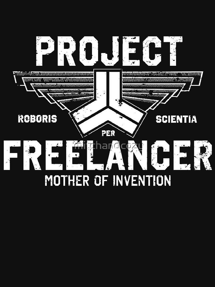 Red vs. Blue  - Project Freelancer | Unisex T-Shirt