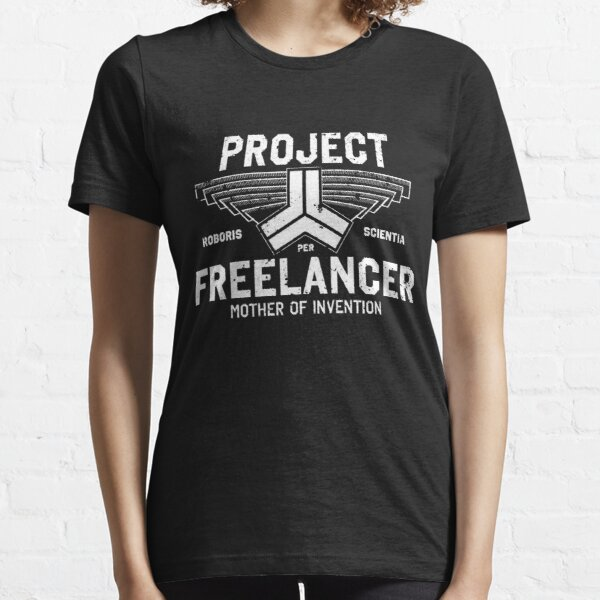 Red vs. Blue  - Project Freelancer Essential T-Shirt