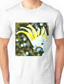 Cockatoo in Melbourne Unisex T-Shirt