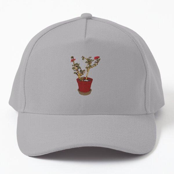 Geranium Baseball Cap