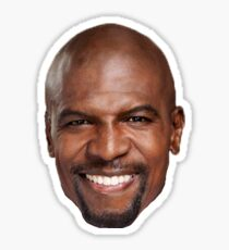 Terry Jeffords  Sticker