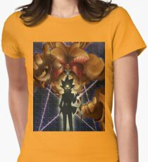 Yugioh Exodia Womens Fitted T-Shirt