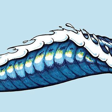 Blue Wave by Sladeside