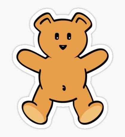 Teddy Tee VRS2 Sticker