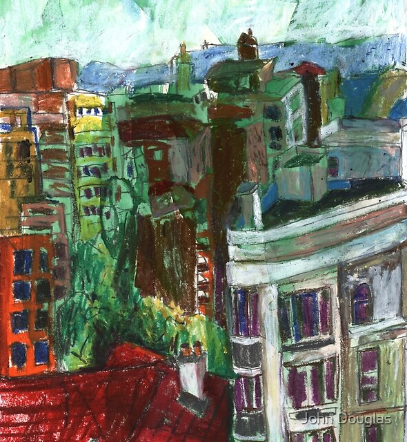 Potts Point, from Onslow Gardens by John Douglas