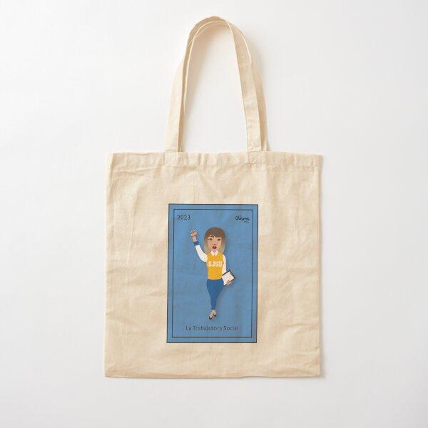 La Trabajadora Social Cotton Tote Bag