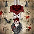 Vampire Girl - Amongst Friends by Tanya  Mayers