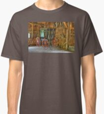 Wagon lost in storage Classic T-Shirt