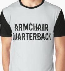 Armchair Quarterback Graphic T-Shirt