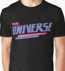 Mr. Universe Tshirt // Steven Universe Graphic T-Shirt