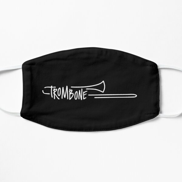Trombone Flat Mask