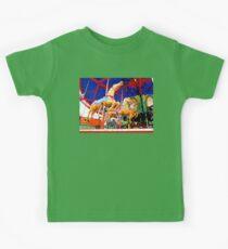 Camiseta para niños Fantasía ecuestre