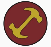Stonecutters symbol | Unisex T-Shirt