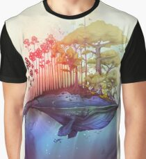LAND AND SEA tshirt Graphic T-Shirt
