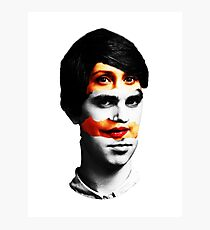 The Mind of Norman Bates Photographic Print