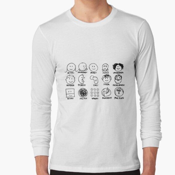 artists Long Sleeve T-Shirt