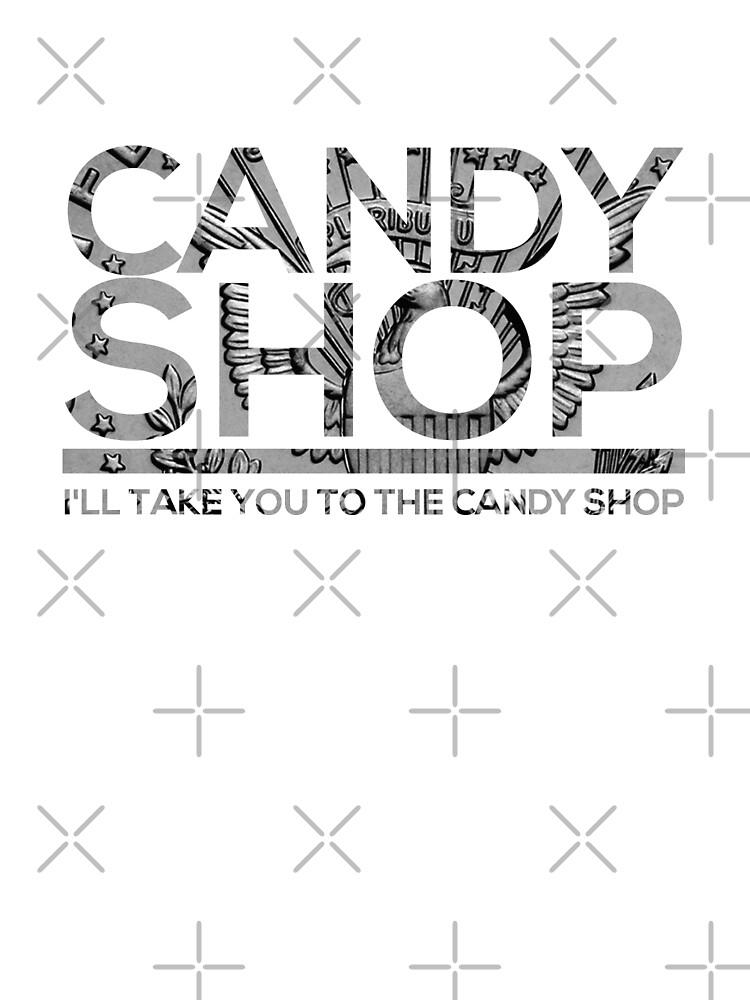 Candy shop 50 cent  by jackthewebber