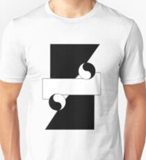Aikido Yin and Yang Unisex T-Shirt