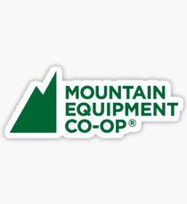 Mountain Equipment MEC Outdoor gear adventure Sticker