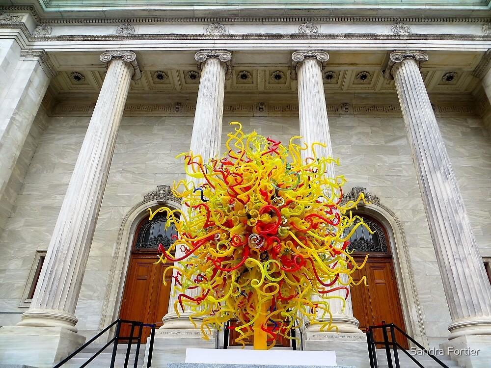 Musée des Beaux-Arts de Montréal by Sandra Fortier