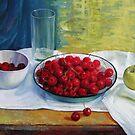 Cherries by Elena Oleniuc