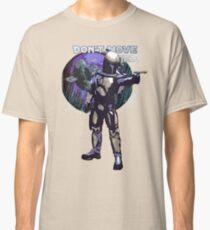 Bounty Hunter Jango Fett Classic T-Shirt
