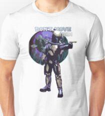 Bounty Hunter Jango Fett Unisex T-Shirt