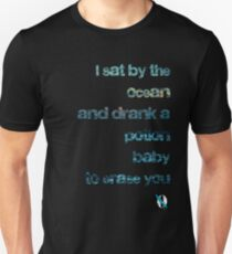 I Sat by the Ocean - Queens of the Stone Age T-Shirt